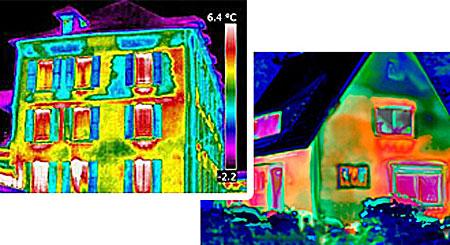 Heating Loss House